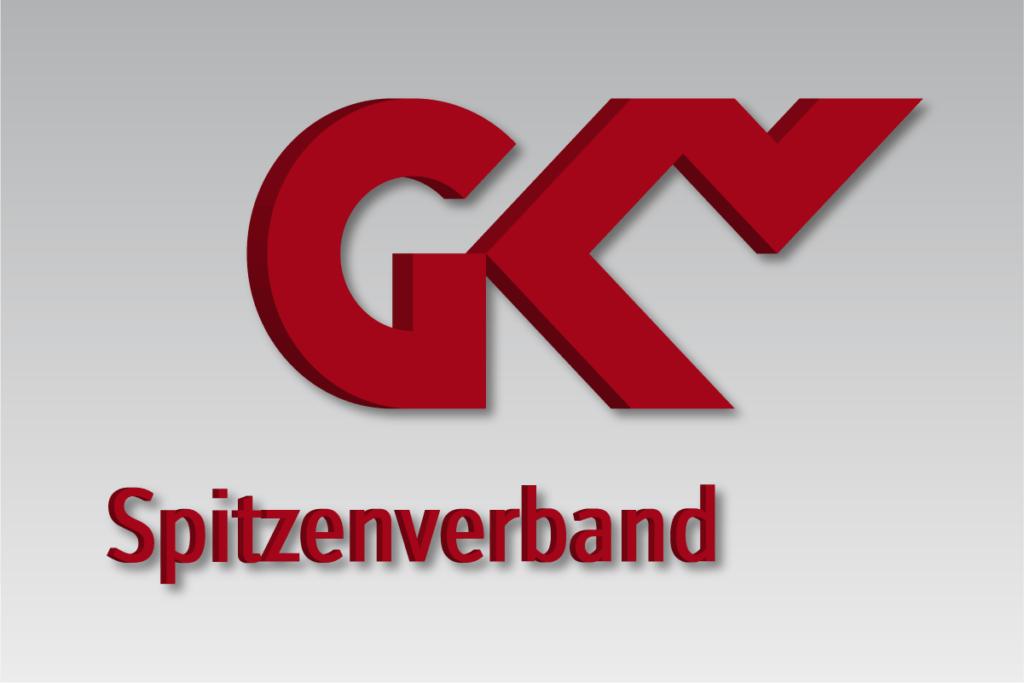 3D-Logo des GKV-Spitzenverbands