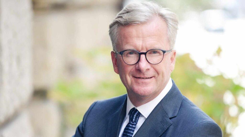 BGA-Präsident Holger Bingmann